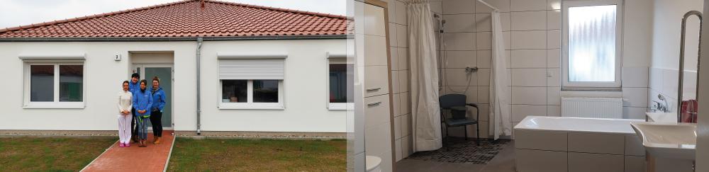 Seniorendorf 10 Haus In Prenzlau Eröffnet